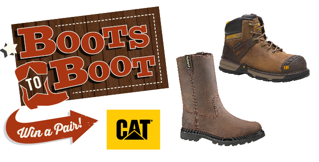 Boots to Boot monthly winning