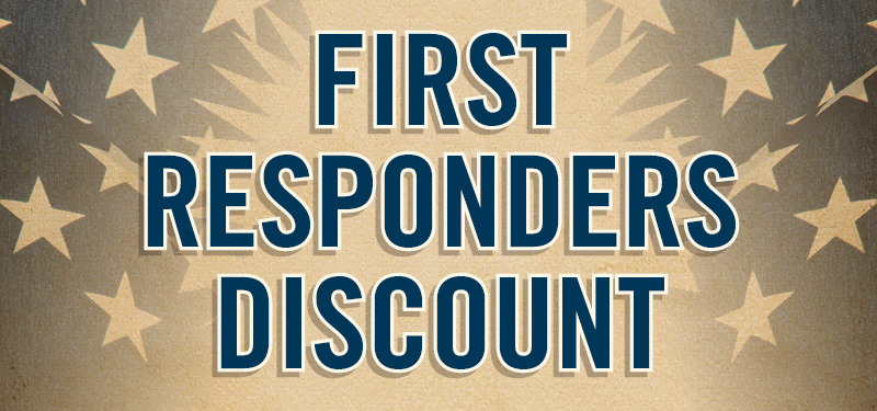 2018 First Responders Discount