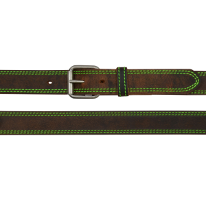 Boys'  Double Row Stitched Belt