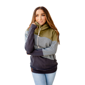 Women's  Forest Hooded Sweatshirt