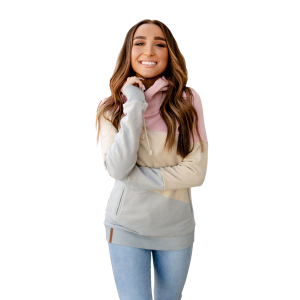 Women's  Petal Hooded Sweatshirt