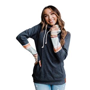 Women's  Beach Daze Doublehood Sweatshirt