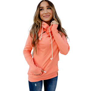 Women's  Opal Basic Doublehood Sweatshirt