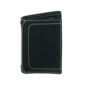 Men's  Pebble Trifold Wallet
