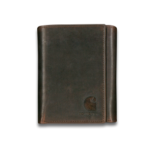 Men's  Oil Tan Trifold Wallet