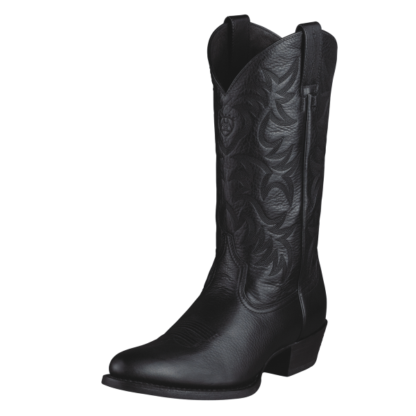 Heritage Western R Toe Boot