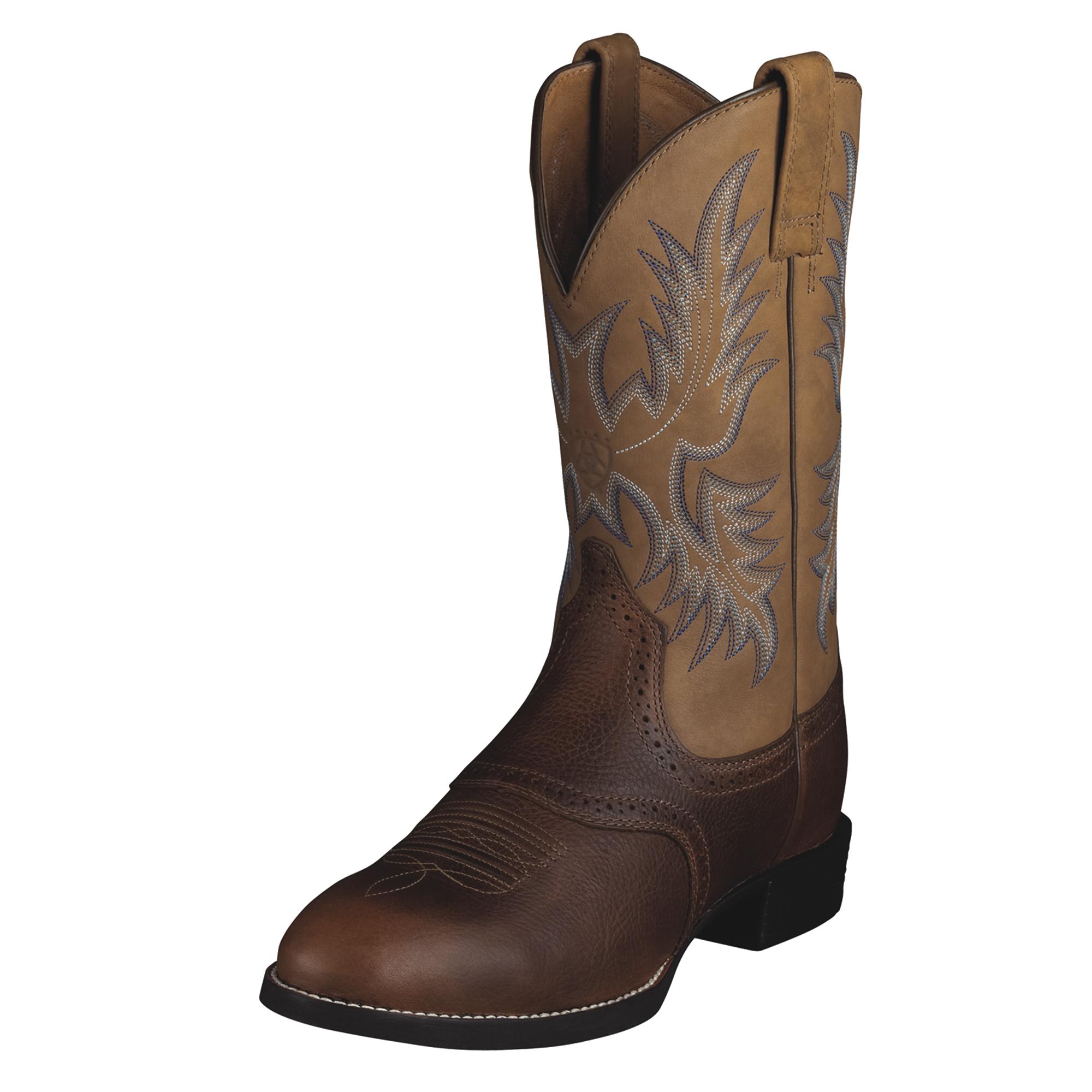 Ariat - Men's Heritage Stockman Boot