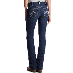 Women's  REAL Straight Icon Jean
