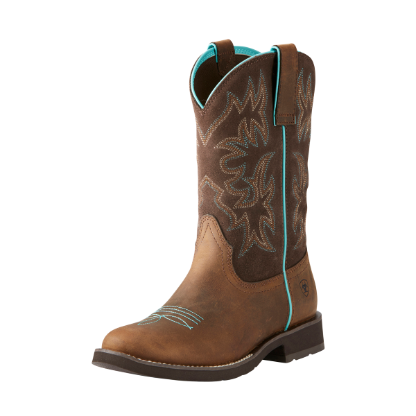 Delilah Round Toe Boot