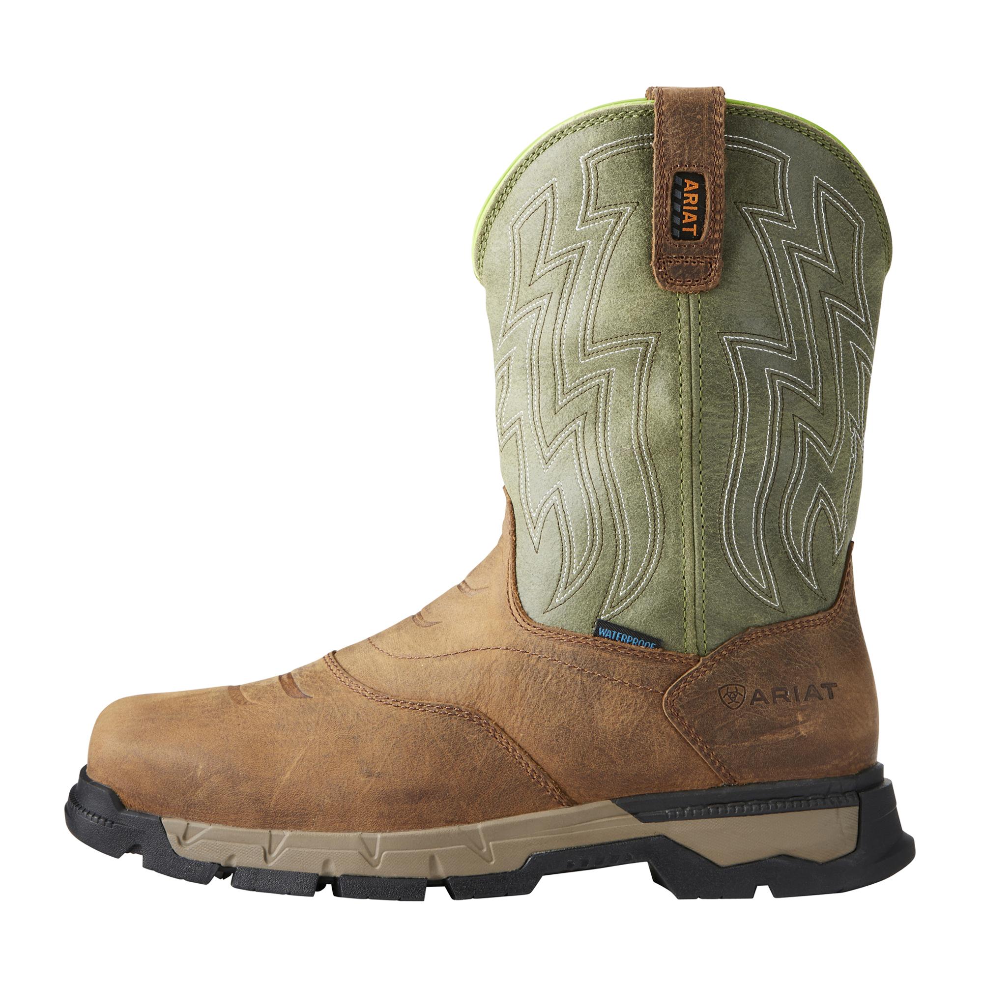 deaaaf9517a Ariat - Men's Rebar Flex Western H20 Composite Toe Boot - Murdoch's