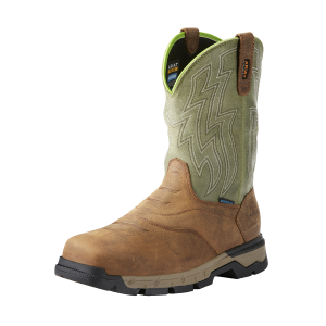 Men's  Rebar Flex Western H20 Composite Toe Boot