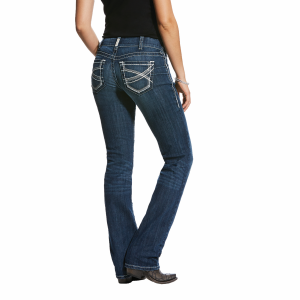 Women's  REAL Straight Ivy Jean
