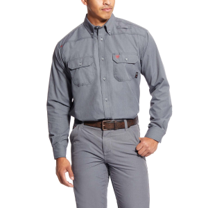 Men's  FR Featherlight Long Sleeve Work Shirt