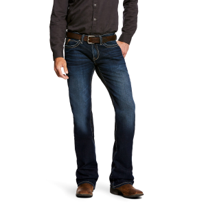 Men's  M7 Rocker Concord Stretch Stackable Straight Leg Jean
