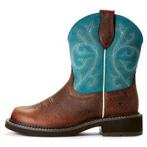 2a6f1c1c4f27 Women s Teal Fatbaby Boot