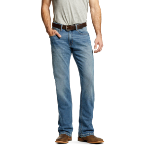 Men's  M4 Low Rise Stackable Straight Leg Jean