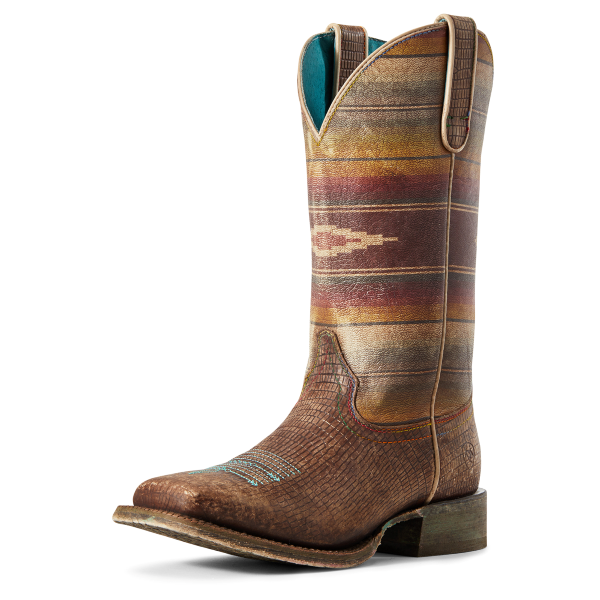 "12"" Circuit Savanna Boot - Vintage Serape"