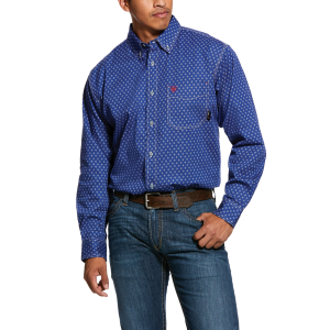 Men's  FR Denali Work Shirt