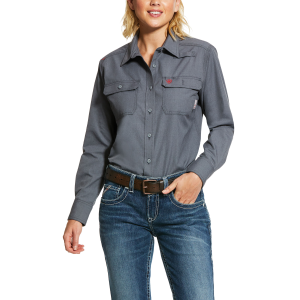 Women's  FR Featherlight Work Shirt