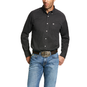Men's  Orchard Print Shirt