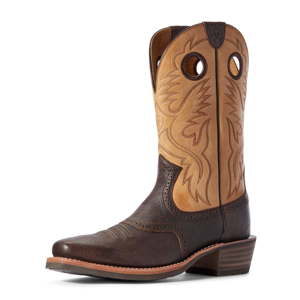 Heritage Roughstock Boot
