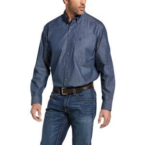 Men's  Ingleton Long Sleeve Shirt