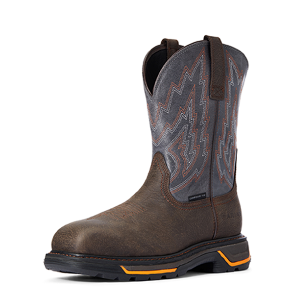 Big Rig Composite Toe Work Boot