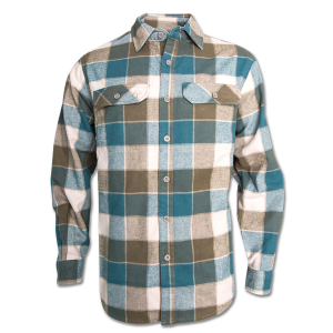Men S Chagrin Flannel Shirt