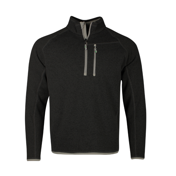 Staghorn Fleece Pullover