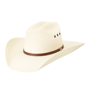 David Crockett Palm Leaf Hat