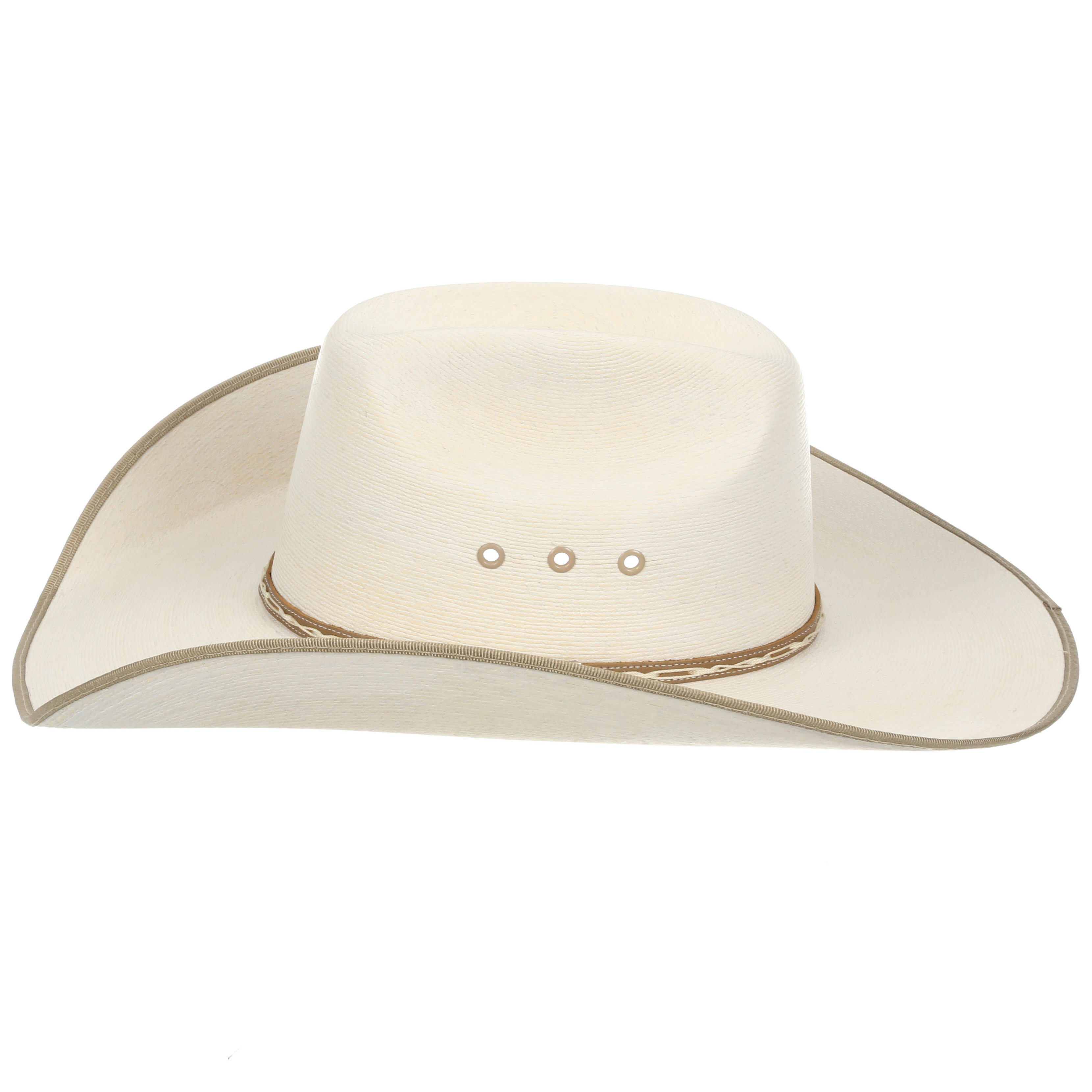 Hereford Low Crown 15X Tan Bound Edge Hat e42a8e320d7