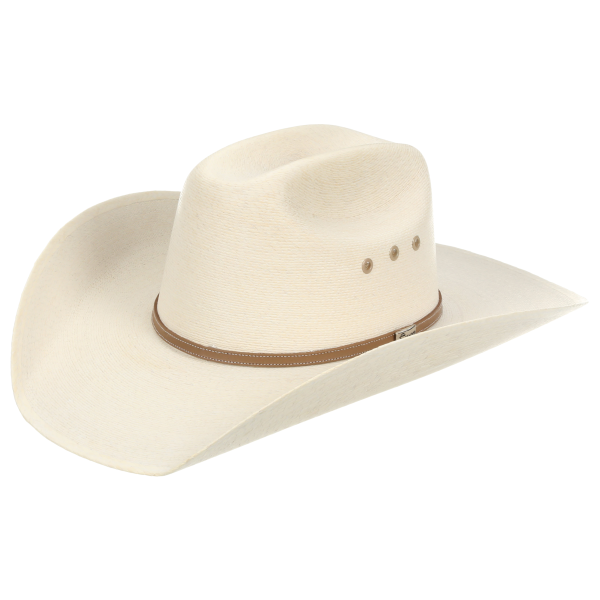 Thoroughbred 7X Low Profile Straw Hat