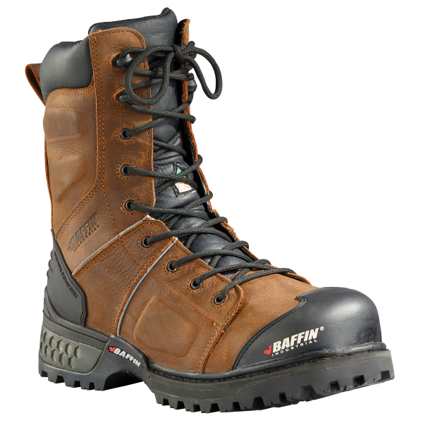 "8"" Monster Composite Toe Work Boot"