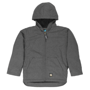 Boys'  Softstone Heathered Duck Jacket