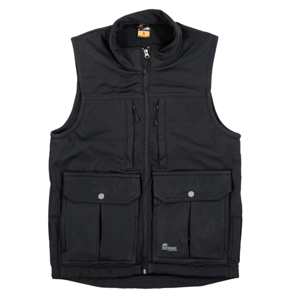 Concealed Carry Echo Zero Eight Softshell Vest