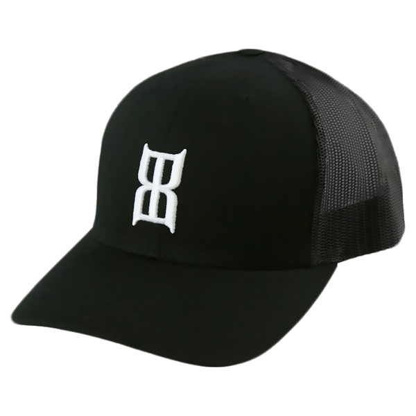 BLACK STEEL Cap