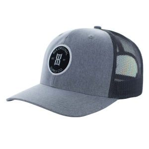 Men's  Bosc Mesh Back Snap Back Cap