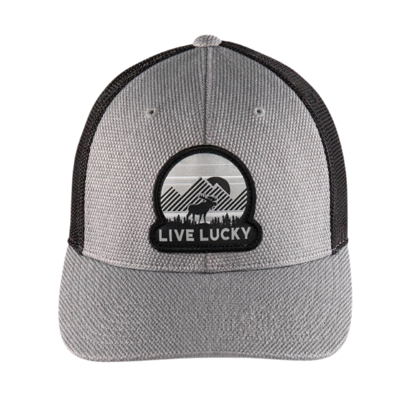 Mountain Ridge Snapback Cap