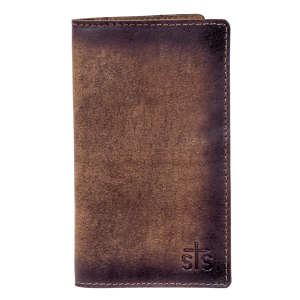 Men's  Foreman Long Bi-Fold Wallet