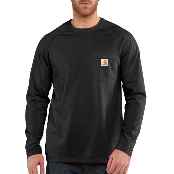 Force Cotton Long Sleeve T-Shirt