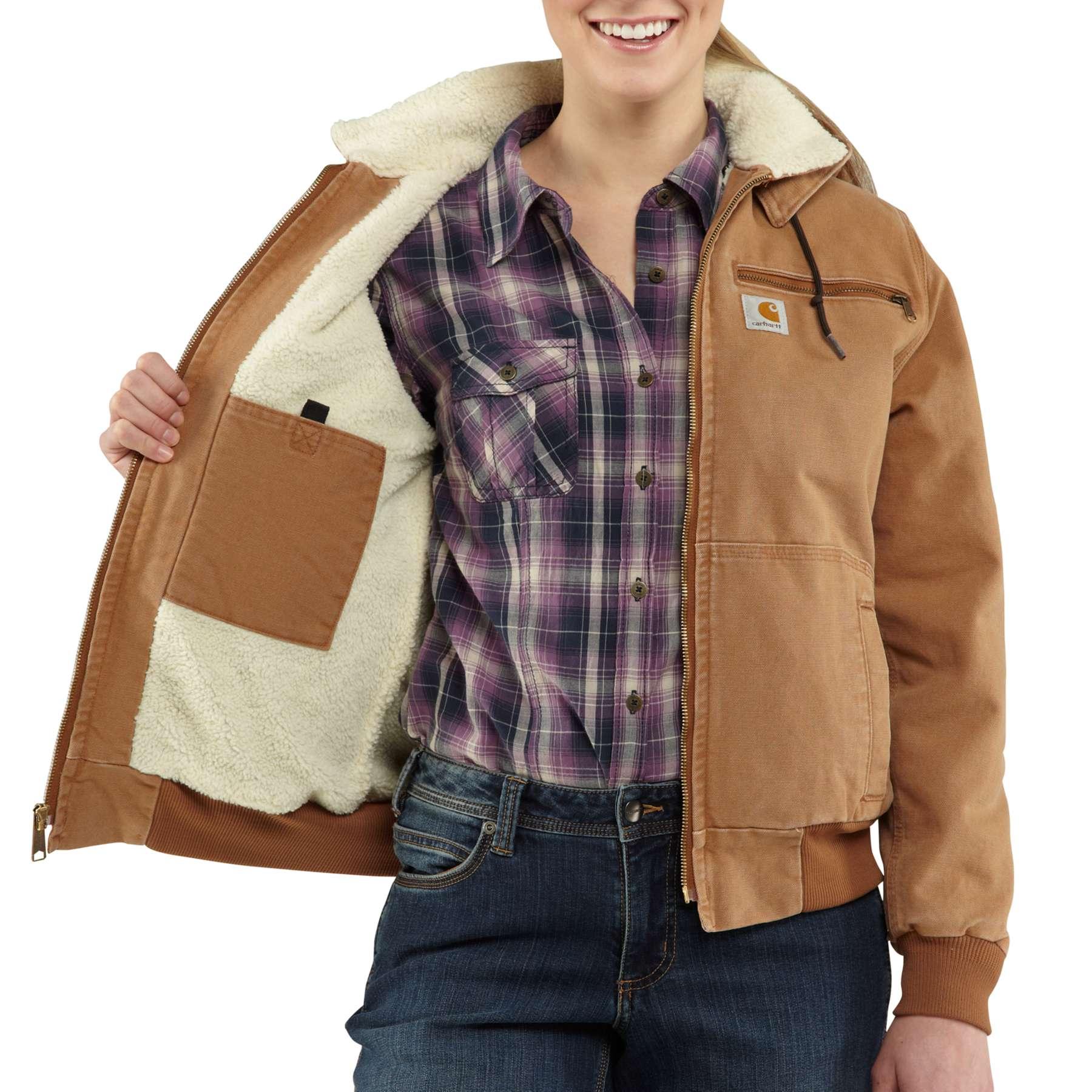 93357057dd Murdoch's – Carhartt - Women's Weathered Wildwood Jacket