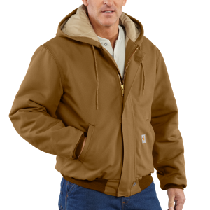 Men's  Flame-Resistant Duck Active Jac