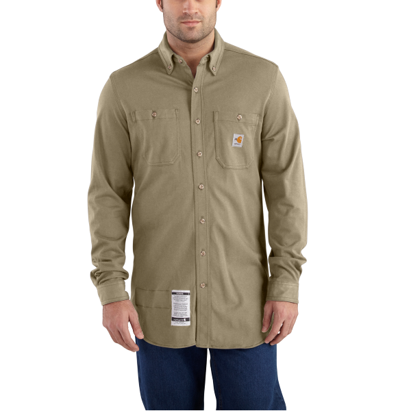 FR Force Cotton Hybrid Shirt