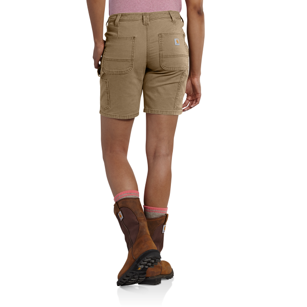 Carhartt - Women's Original Fit Crawford Short II-8 Inch Inseam