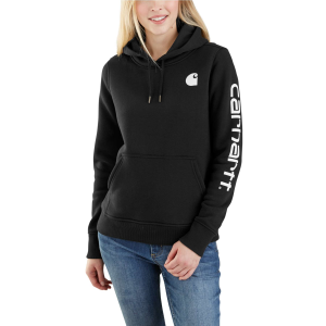 Women's  Clarksburg Graphic Sleeve Pullover Sweatshirt
