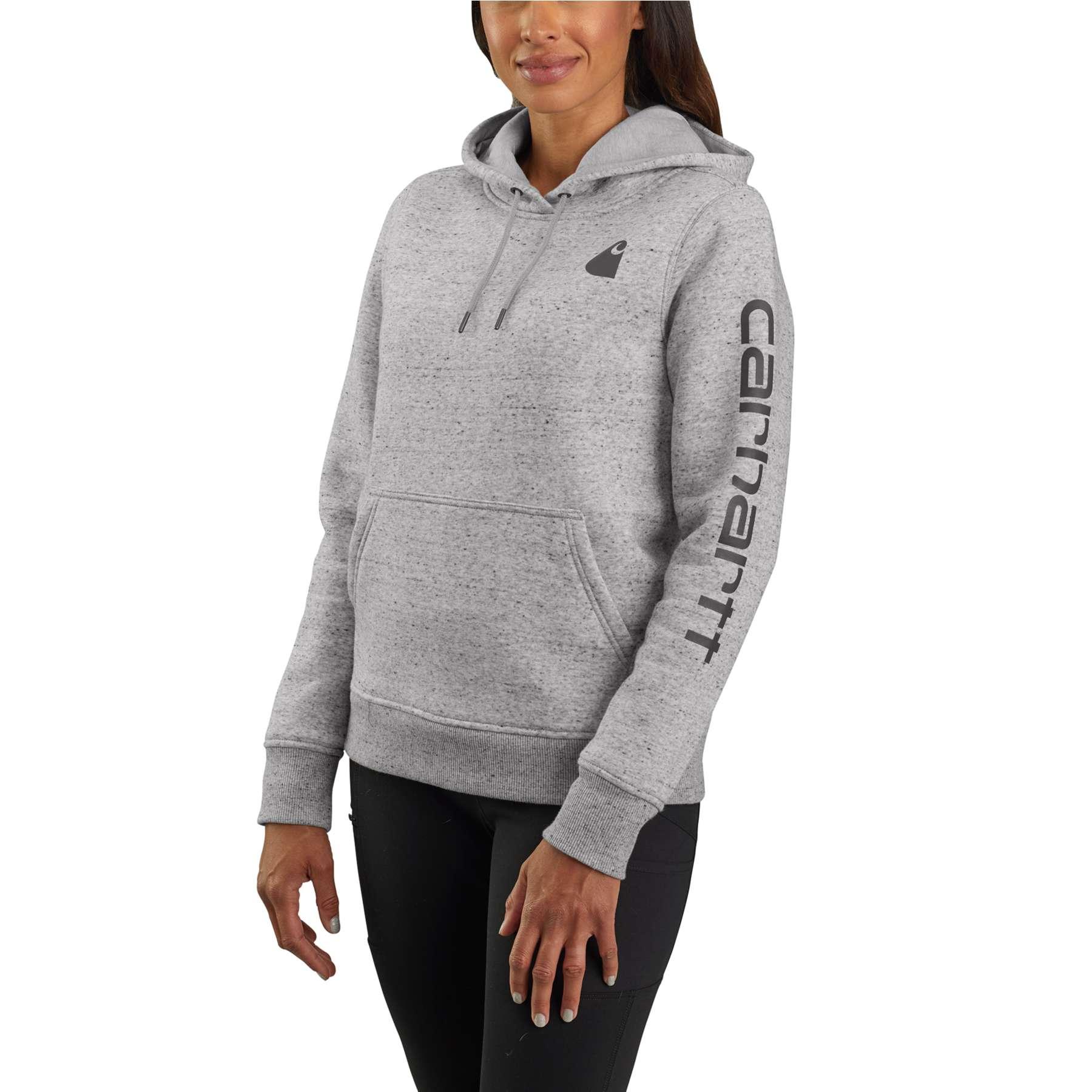 Carhartt Clarksburg Crewneck Graphic Sweatshirt Su/éter para Mujer