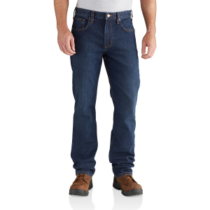 Men's  Rugged Flex Relaxed Straight Jean