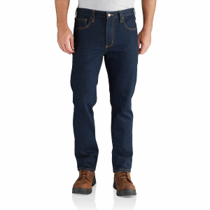 Men's  Rugged Flex Straight Fit Tapered Leg Jean