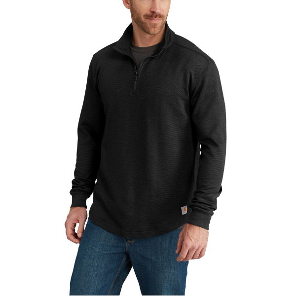 Tilden Long-Sleeve Mock-Neck Quarter-Zip