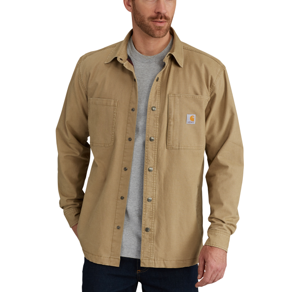Rugged Flex Rigby Shirt Jac